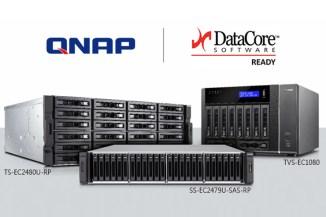 NAS QNAP, ora certificati DataCore Ready