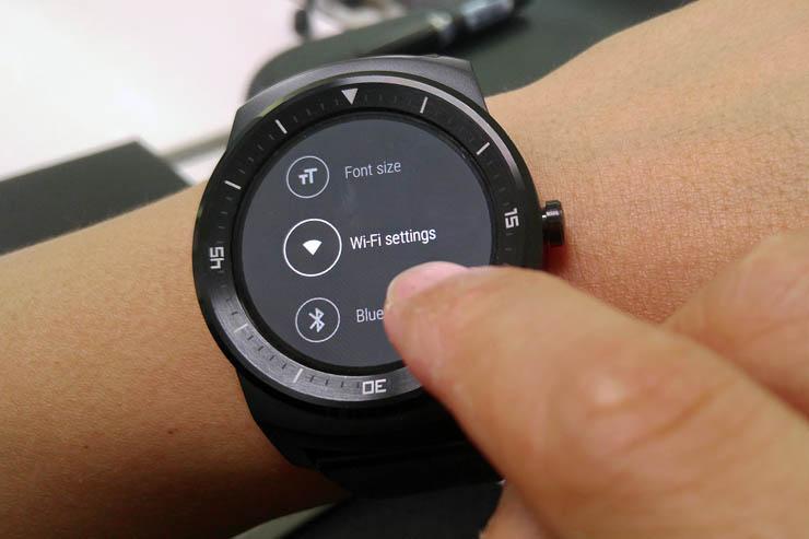 LG aggiorna i dispositivi Android Wear