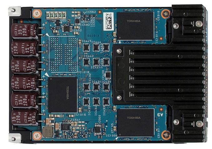 Toshiba, ecco la terza generazione di SSD SAS di classe enterprise