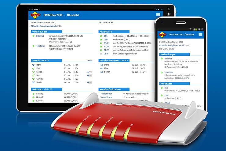 AVM a IFA, prodotti e App per gestire le reti domestiche