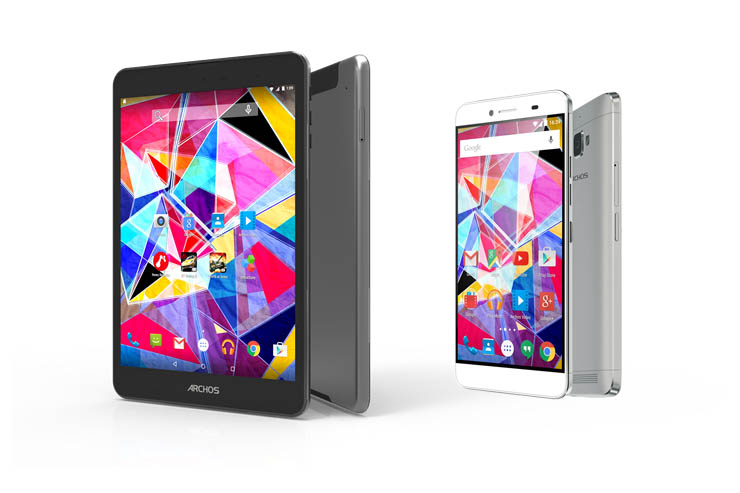 Archos Diamond Plus e Diamond Tab, mobilità con stile