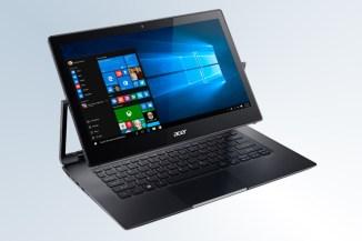 Il nuovo Acer Aspire R13 presentato a IFA 2015