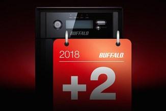 Buffalo, cinque anni di garanzia VIP per NAS TeraStation