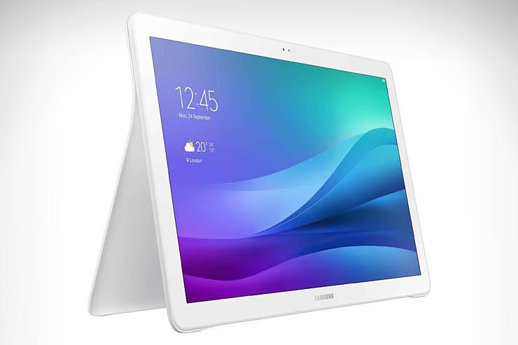 "Samsung Galaxy View, il tablet da 18,4"""