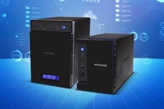 Netgear ReadyNAS 212 e 214, NAS con piattaforma ARM Cortex