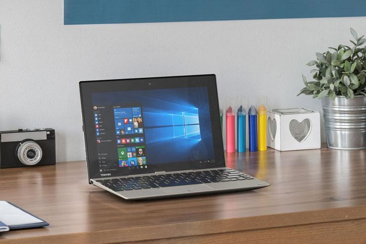 """Toshiba, nuovi notebook e una garanzia per """"stare sereni"""""""