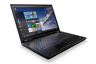 Workstation Lenovo ThinkPad P50 e P70, ora disponibili in Italia