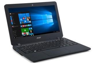 Acer amplia l'offerta per il segmento education con TravelMate B117