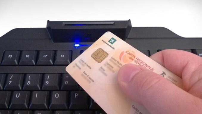 Cherry KC 1000 SC, tastiera professionale con lettore smart card