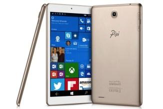 CES, svelato il primo tablet Alcatel Onetouch con Windows 10