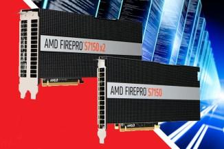 AMD FirePro S7150, le GPU per ambienti virtualizzati