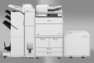 Canon imageRUNNER ADVANCE, MFP per gli uffici e i centri servizi