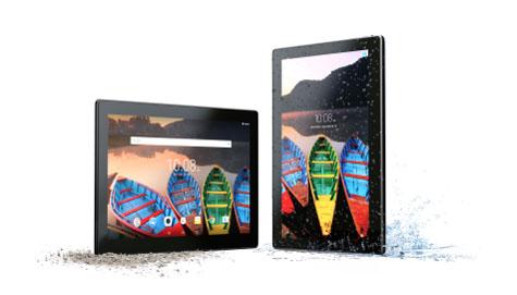 MWC 2016, Lenovo presenta la gamma TAB3, tablet business e consumer
