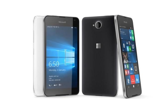 Microsoft Lumia 650, lo smartphone sicuro per il business