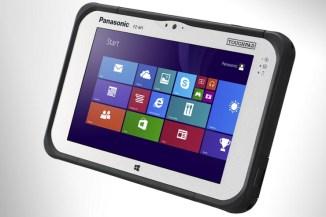 Panasonic FZ-M1 mk2, il tablet con tecnologia Intel RealSense