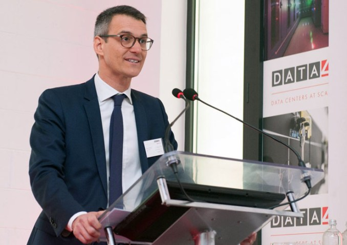 DATA4 inaugura il Campus Digitale di Cornaredo