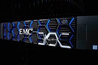 EMC Unity, storage a file e a blocchi per dipartimenti IT delle PMI