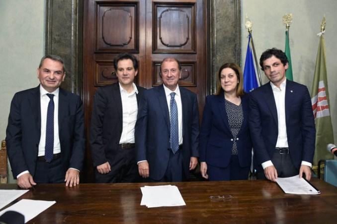 Enel Open Fiber e il comune di Perugia, insieme per la digitalizzazione