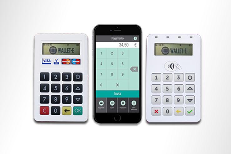 Wallet-Abile, il mobile POS per pagamenti su più conti correnti
