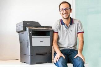 Stampa e gestione documentale, intervista a Gianluca Paese di Brother