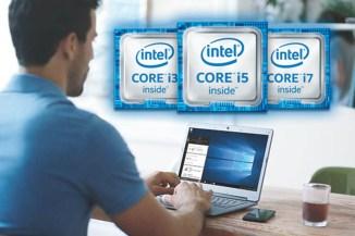 "Intel Core di settima generazione, esperienze ""Internet immersive"""