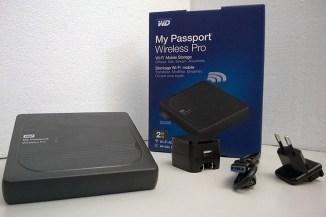 WD My Passport Wireless Pro, storage portatile e molto altro
