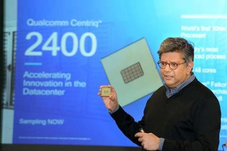 Centriq 2400, Qualcomm svela i processori per server a 10 nm