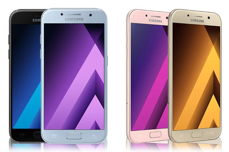 Samsung Galaxy A, nuovi smartphone eleganti con super-fotocamera