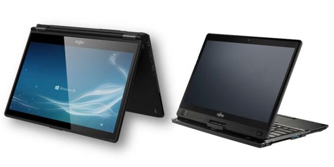 Fujitsu potenzia il mobile computing con Lifebook e Stylistic