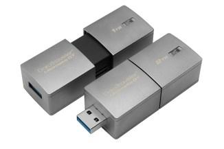 Kingston DataTraveler Ultimate GT, 2 TByte di storage USB