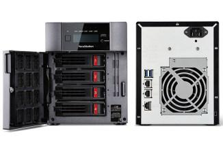 Buffalo TS5010, hardware robusto e prestazioni a 10 Gbit