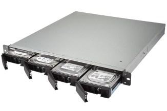 QNAP TS-x31XU e TS-431X, NAS business con SFP+ 10GbE