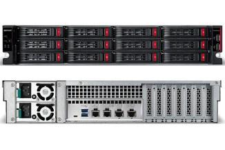 Buffalo TeraStation 51210RH, storage rackmount ad alta capacità