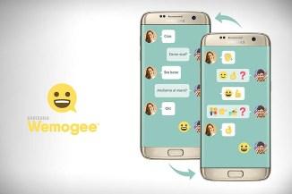 Samsung Wemogee, l'app gratuita per comunicare tramite immagini