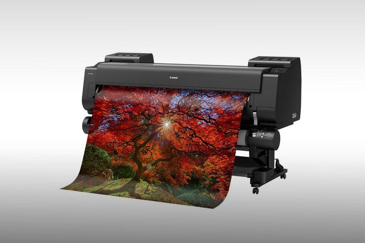 imagePROGRAF, le stampanti Canon si aggiudicano 3 BLI Award