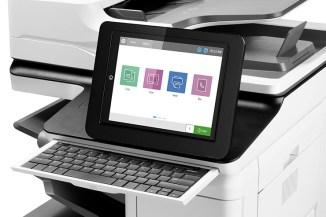 HP LaserJet Enterprise serie 600, performance e sicurezza