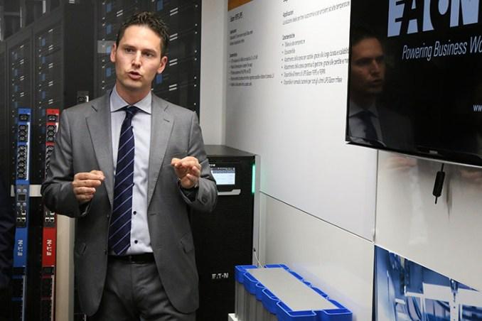 Eaton, efficienza e sostenibilità in ambito UPS e non solo