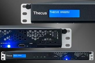 Thecus N4820U, NAS Scale Out conveniente per le PMI