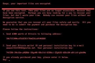 Avira, il ransomware Petya usa la backdoor DoublePulsar
