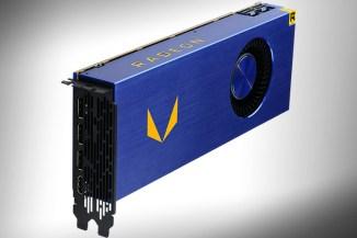 AMD Radeon Vega Frontier Edition, potenza da vendere