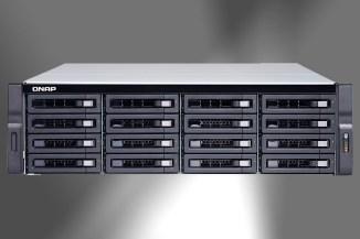 QNAP TS-x73U, NAS business con CPU AMD serie R