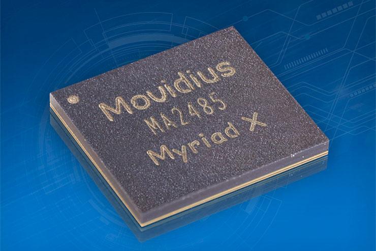 Intel Movidius Myriad X, la VPU per l'intelligenza artificiale