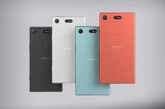 IFA, arrivano gli innovativi Sony Xperia XZ1 e XZ1 Compact
