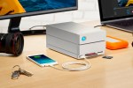 LaCie 2big Dock Thunderbolt 3, lo storage per i creativi