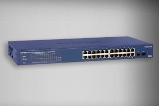 Netgear Switch GS724TPv2, networking conveniente per le PMI