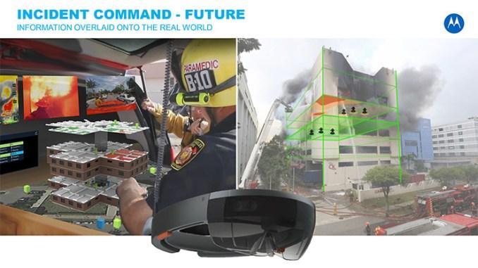 Motorola Solutions, nuovi uffici e tanta tecnologia utile