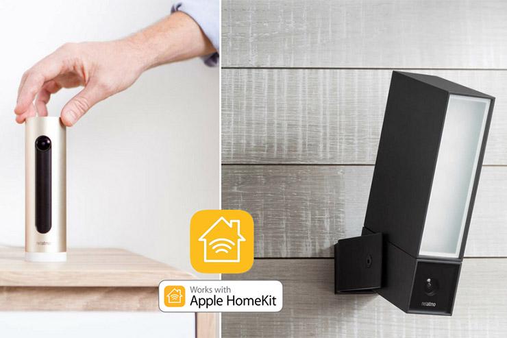 Netatmo Presence e Welcome sono ora compatibili con Apple HomeKit