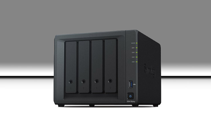 Synology DiskStation DS418play, centro multimediale casalingo