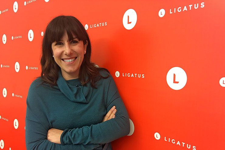 Eva Peroncini, nuova Head of Operations per Ligatus Italia