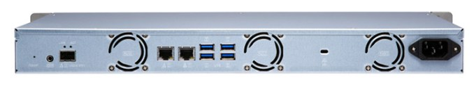 QNAP TS-431XeU, connettività veloce e design compatto